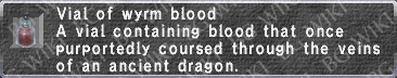 Wyrm Blood description.png