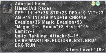 Adorned Helm description.png