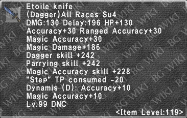 Etoile Knife description.png