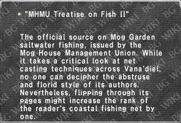 """MHMU Treatise on Fish II"""