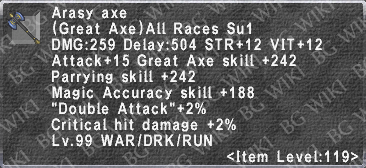 Arasy Axe description.png