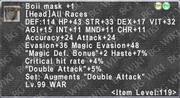 Boii Mask +1 description.png