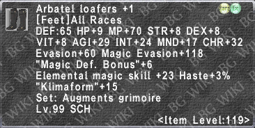 Arbatel Loafers +1 description.png