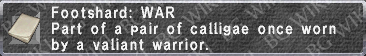 Footshard- WAR description.png