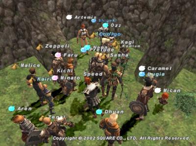 The History of Final Fantasy XI/2002 - BG FFXI Wiki