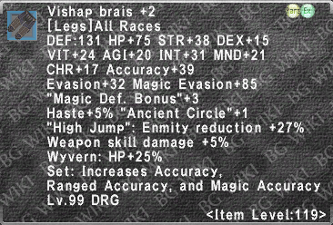 Vishap Brais +2 description.png
