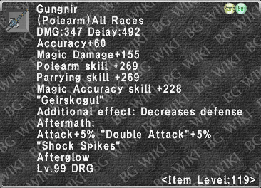 Gungnir (Level 119 III) description.png