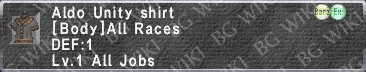 Aldo Unity Shirt description.png