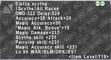 Eletta Scythe description.png