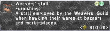 Weavers' Stall description.png