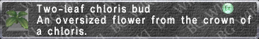 2Lf. Chloris Bud description.png