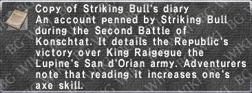 Bull's Diary description.png