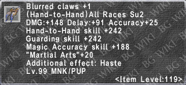 Blurred Claws +1 description.png