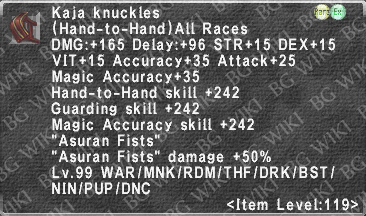 Kaja Knuckles description.png