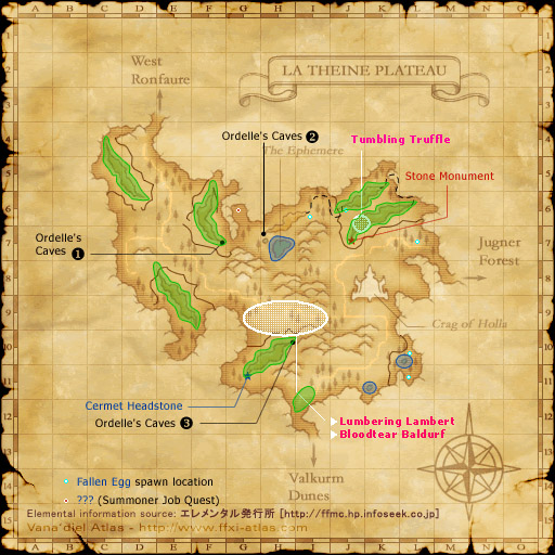 Fantastic EXPs and Where to Find Them - BG FFXI Wiki