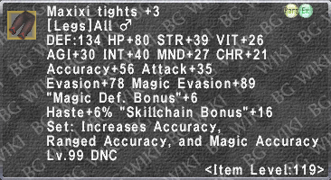 Maxixi Tights +3 description.png