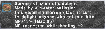 Squirrel's Delight description.png