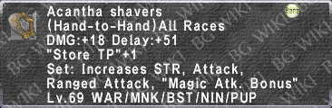 Acantha Shavers description.png