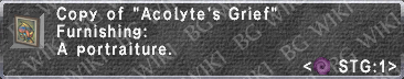 Acolyte's Grief description.png