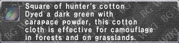 Hunter's Cotton description.png