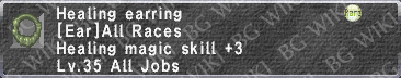 Healing Earring description.png