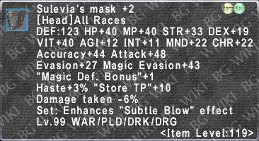 Sulevia's Mask +2 description.png