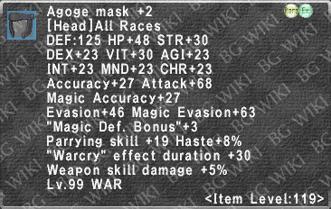 Agoge Mask +2 description.png