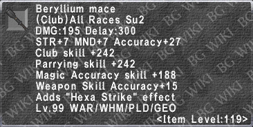 Beryllium Mace description.png