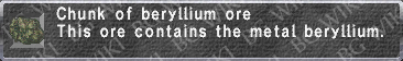 Beryllium Ore description.png