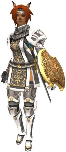 Valor Armor Set - BG FFXI Wiki